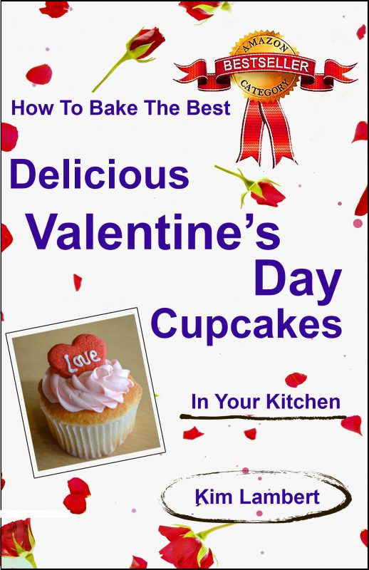 How To Bake the Best Delicious Valentine's Day Cupcakes – in Your Kitchen